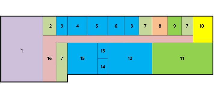 第一办公楼4楼,议员研究室,卫生间,ev,免费法律咨询室,审计室,听证室,楼梯,走廊,文件库,餐厅,休息室,员工餐厅,旅游观光科,观光营销科,公报审计负责官员