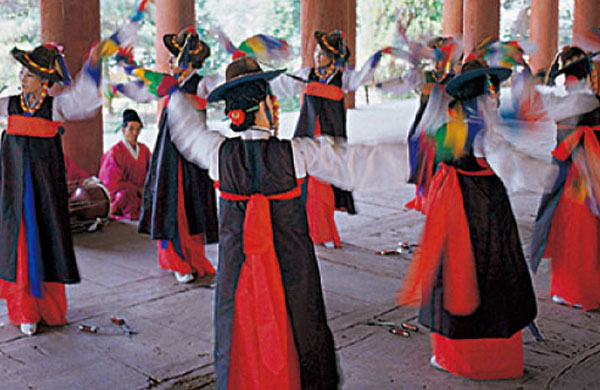 Tongyeong Intangible Cultural Preserving Association